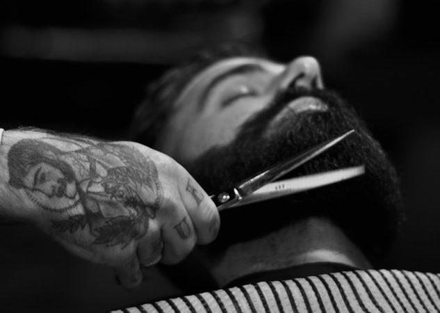 Echte mannen hebben een verzorgde baard